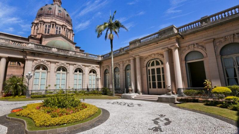Palácio Piratini Porto Alegre RS