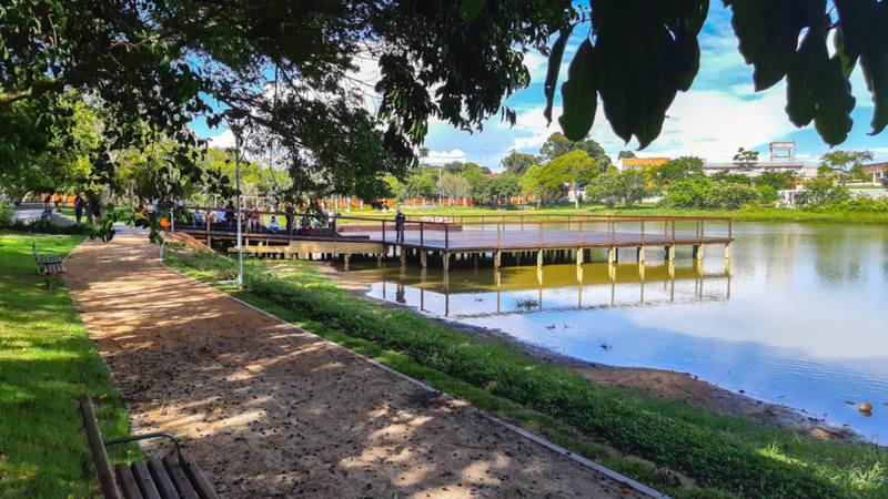 Parque Municipal Lagoa do Cocão