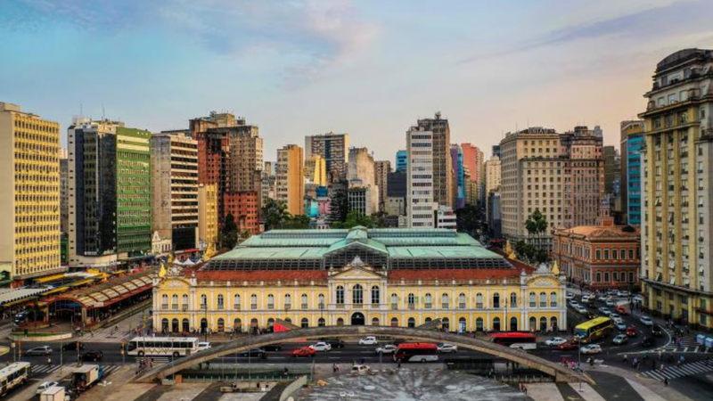 Mercado Público Porto Alegre RS