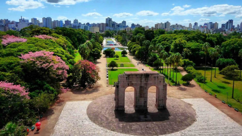 Parque da Farroupilha Porto Alegre