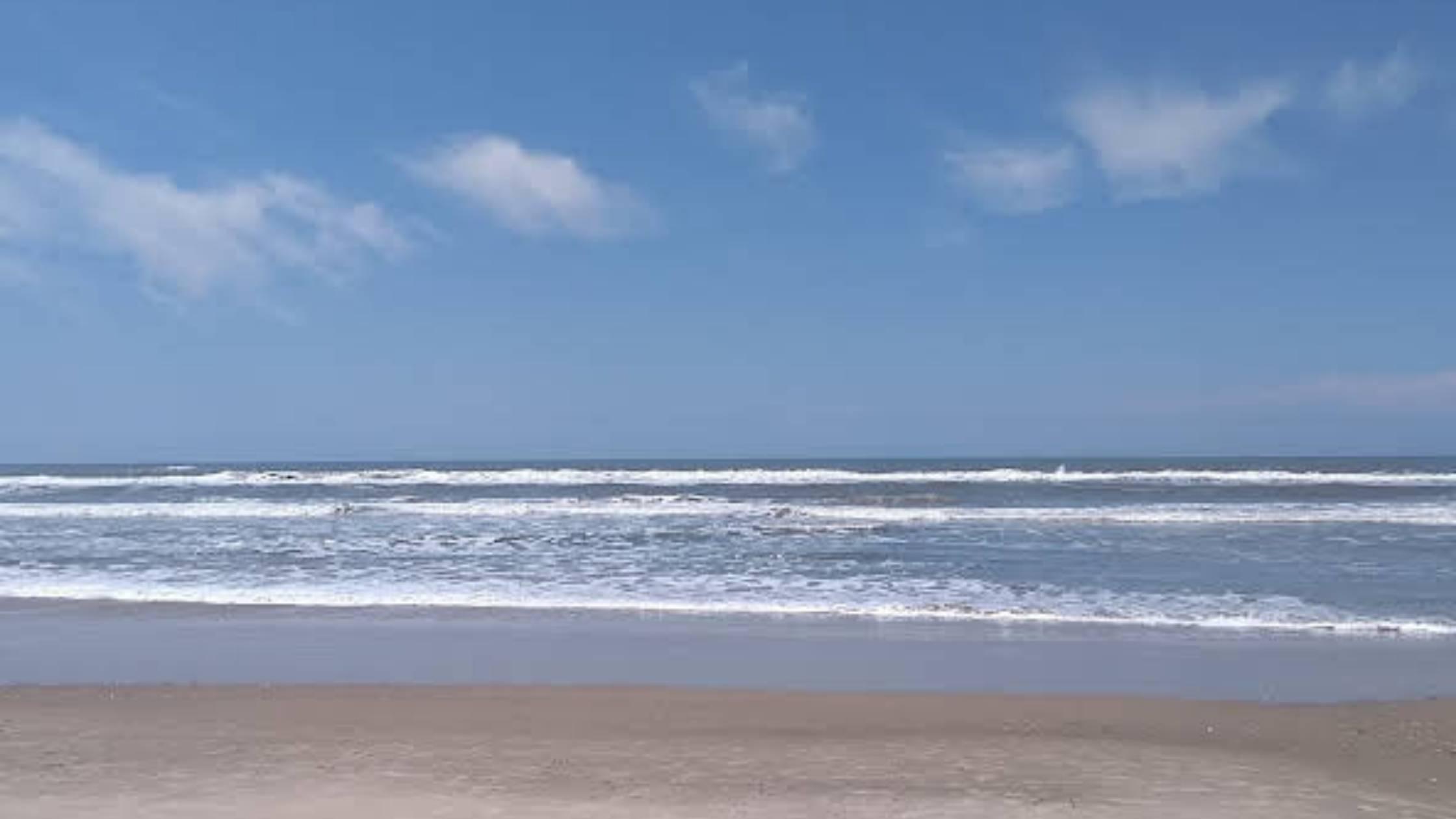 Praia rainha do mar