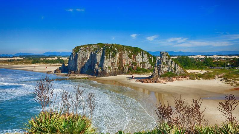 Praia da Guarita Torres RS
